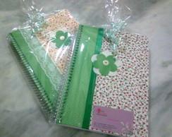 Cadernos Customizados.