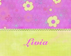 Convite 15 anos L�via