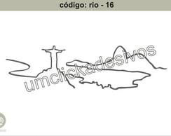 Rio de Janeiro 16 - 40x150cm