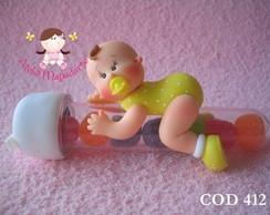 C�d 412 molde do beb� no tubo