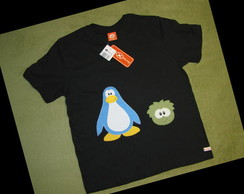 Camiseta Club Penguin - Modelo 1