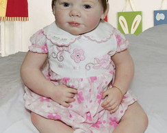 Boneca Reborn Sara