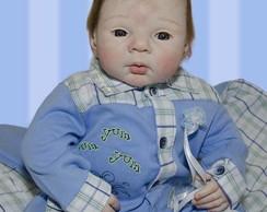 Boneco Reborn Bernardo