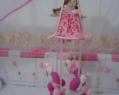M�bile Para Ber�o - Rosa