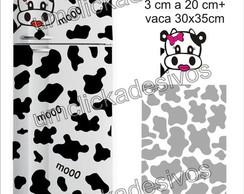 adesivo geladeira Manchas de vaca 11