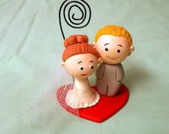 lembrancinha de biscuit para casamento