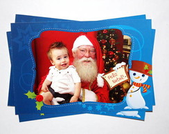 Cart�o de Natal - Personalizado