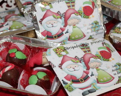 Marmitinhas Personalizadas Natal