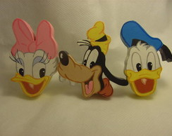 Puxadores turma Disney