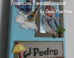 �lbum Fotos Decorado - Lilo & Stitch