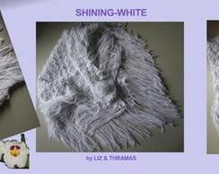Xale: Shining-white-Brilho-XL-028