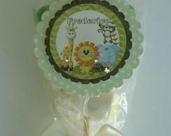 Pirulito Marshmallow