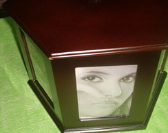 Porta retrato - caixa
