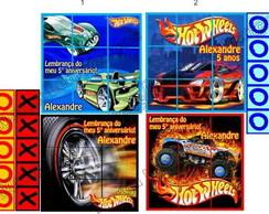 Hot Wheels jogo da velha