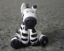 Zebra de biscuit