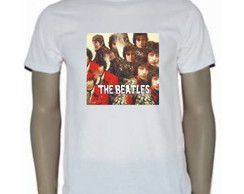 Camiseta The Beatles Floyd