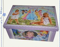 Princesas caixa de bijuterias