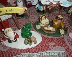 Pres�pio e Papai Noel