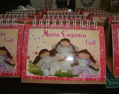 Calendario de Mesa Boneca