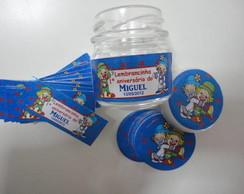 Adesivos p/ personaliza��o potinho 40ml