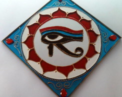 Mandala em Espelho Olho de H�rus