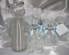 lembran�a anjo cristal