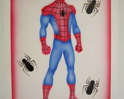Cesta do Homem Aranha