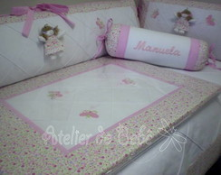 Kit ber�o Bonequinha 6 pe�as KTF-001