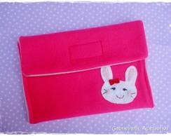 Carteirinha porta-absorvente Coelhinha