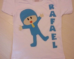 CAMISETA OU BODY POCOYO