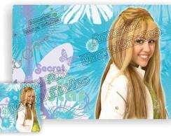 Hannah Montana jogo americano