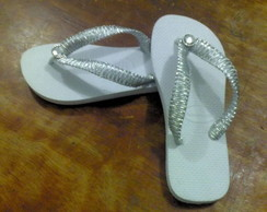 CHINELO HAVAIANA CUSTOMIZADA