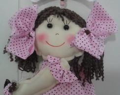 Boneca Luiza - Porta Maternidade