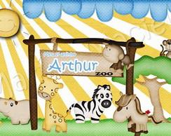 """Projeto do """"Zoo do Artur"""""""
