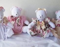 Ursos para decora��o de quarto de Beb�