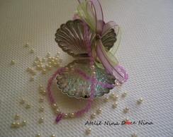Lembrancinha Pequena Sereia - Ariel