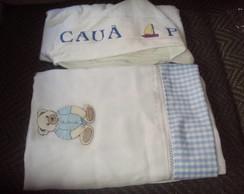 kit toalha com duas toalhas personalizad