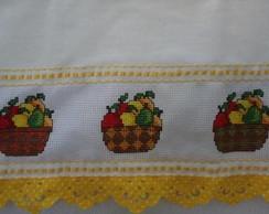 Pano de Copa - Cesta de Frutas 1