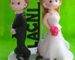 Sr e Sra noivinho infantilizado