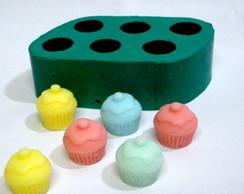 Cupcakes c/ Cereja Mini 6 Cav.