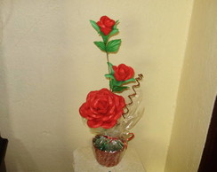 rosa em eva