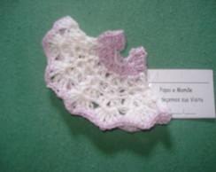 Mini vestido croch�
