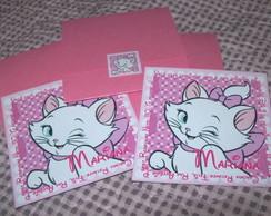 Convite Gatinha Marie 2