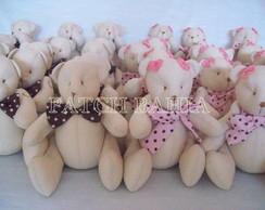 Mini Ursinho - Lembrancinhas