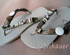 Chinelo: Estilo R�stico