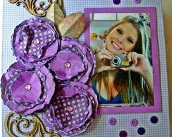 Caixa Personalisada - Scrap Decor