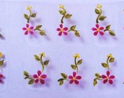 Flores vermelhas Cod.063