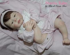 Boneca Reborn Lilian-