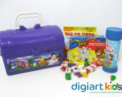 Kit divers�o Backyardigans