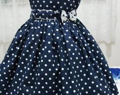 vestido de po� confeti CDG:012 PROMO��O